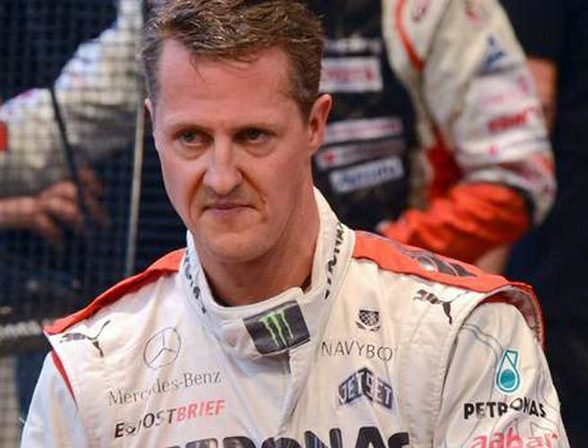 Schumacher wakes from coma